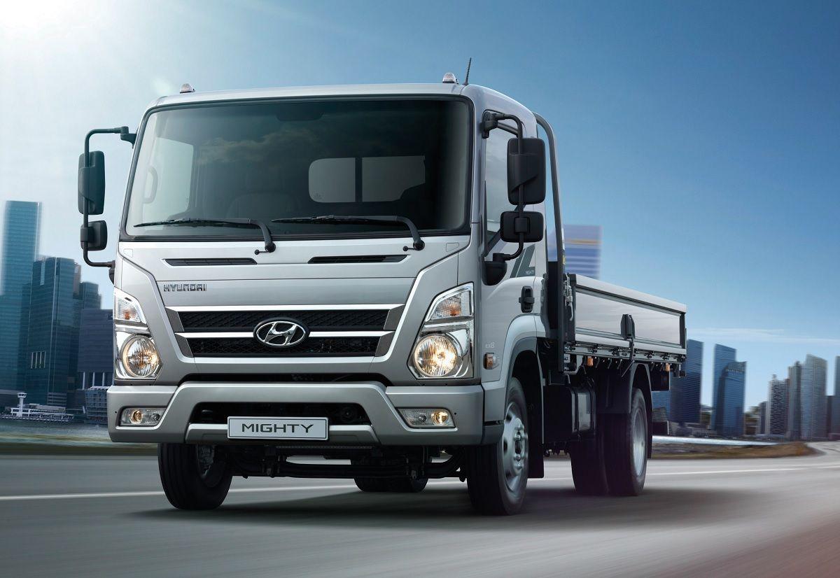 Ремонт грузовых автомобилей Hyundai