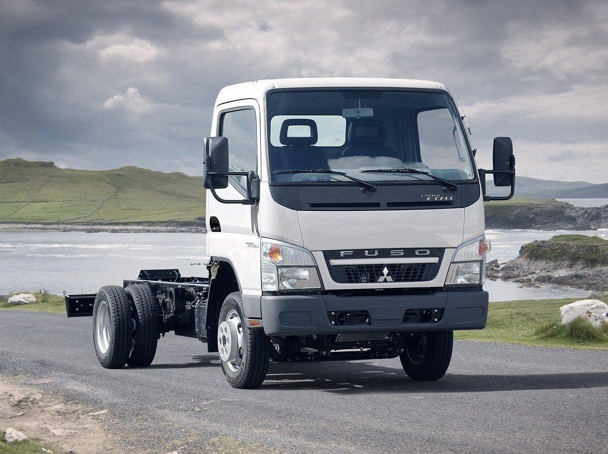 Ремонт грузовых автомобилей FUSO