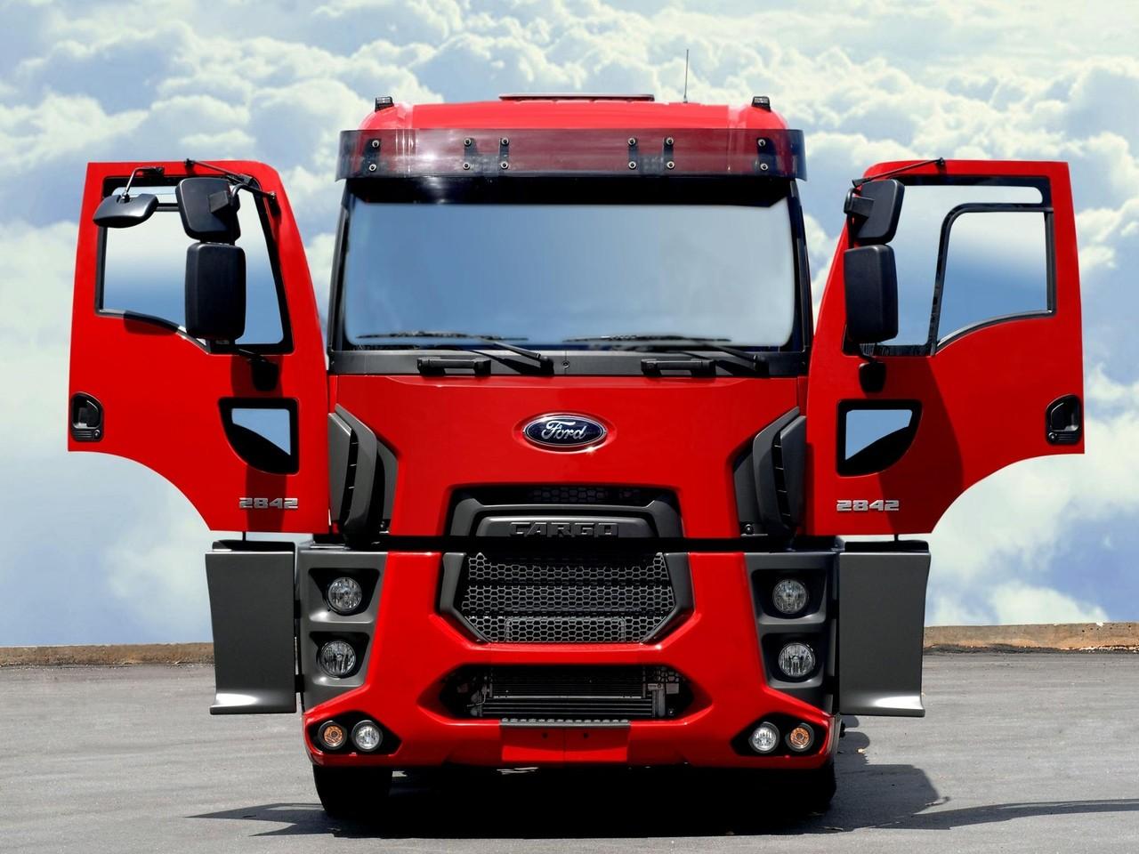 Ремонт грузовых автомобилей Ford